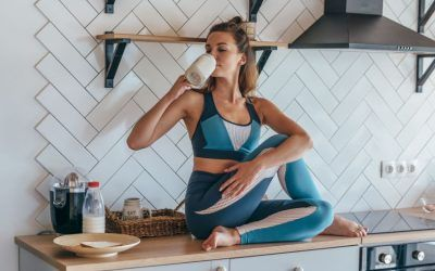 Qué debes tomar antes de entrenar para tener energía