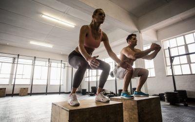 Cómo debes cuidar las rodillas en CrossFit